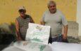 Több mázsa búza Nagyszénásról – Magyarok Kenyere Program