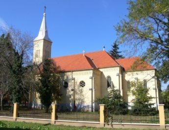 A nagyszénási Római Katolikus Egyházközség története