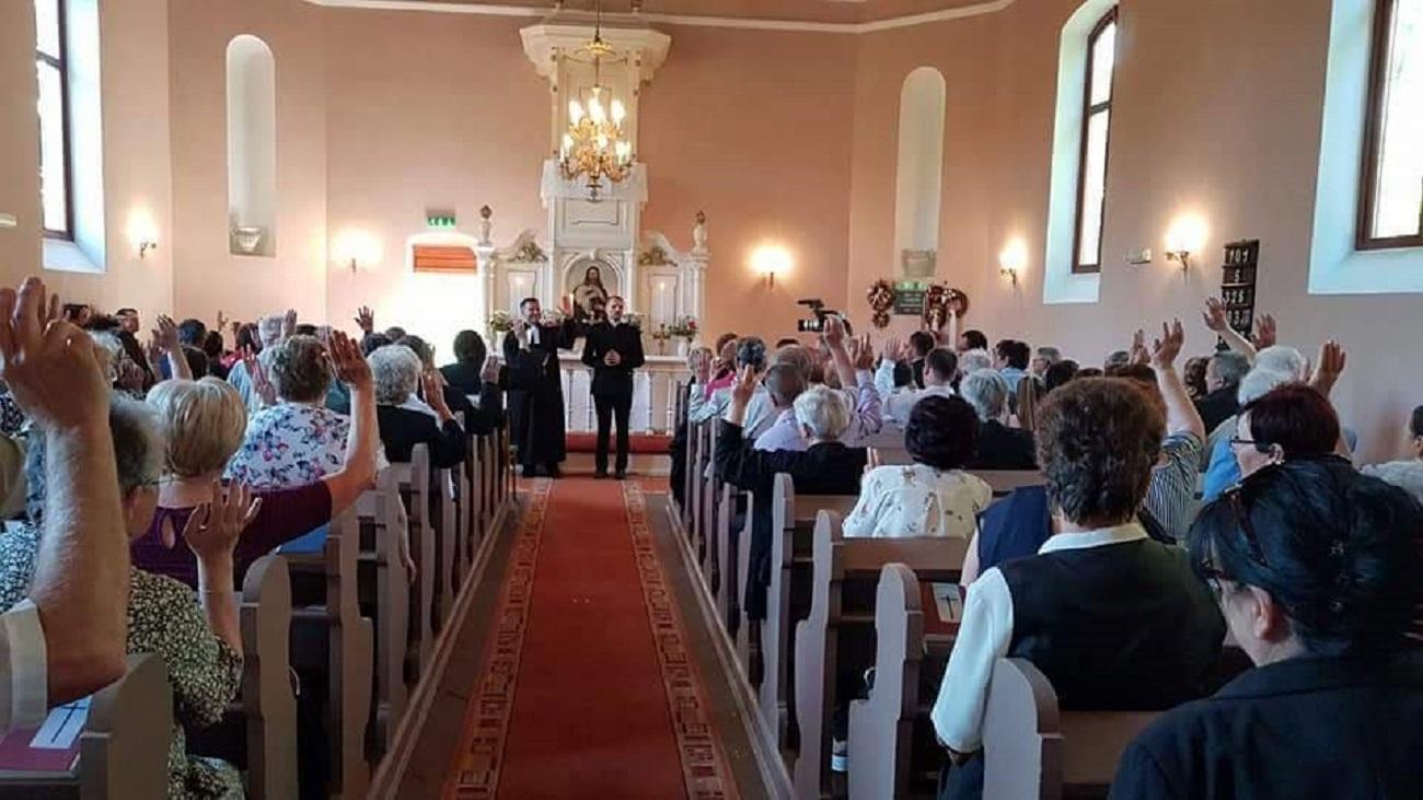 Evangélikus egyház Nyugat békési egyházmegye közgyűlésének beiktatása