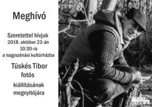 Fotó kiállítás - Tüskés Tibor @ Nagyszénási Kulturális Központ | Nagyszénás | Magyarország