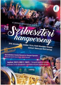 Szilveszteri hangverseny @ Petőfi Művelődési Központ | Orosháza | Magyarország