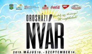 Orosházi Nyár - Fásy Mulató @ Főtér | Orosháza | Magyarország